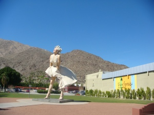 Marilyn in Palm Springs