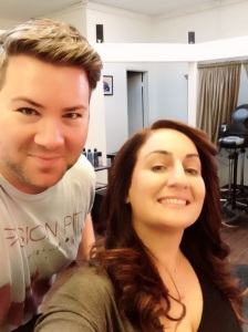 "Mathew Holman ""Star Maker"" MathewRay Salon, Burbank and Me!"