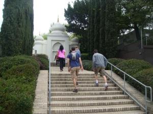 Stairs to Vendata