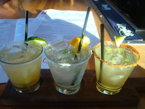 Margarita sampler
