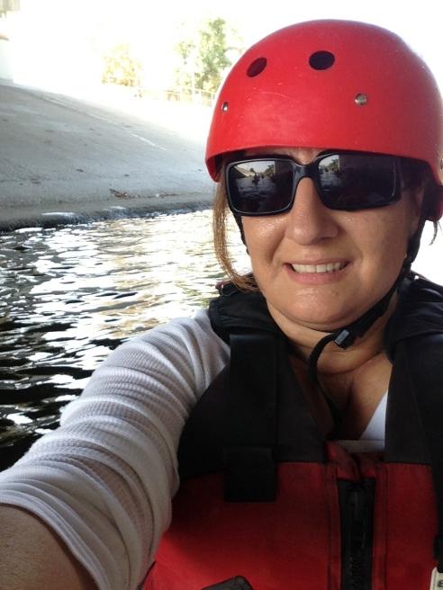 Me 2013 LA River