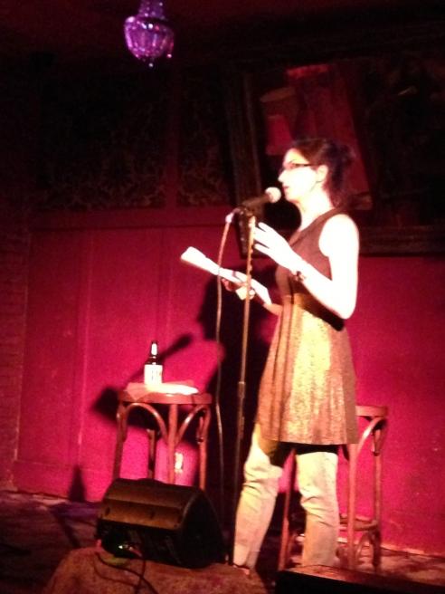 Abby @ Sunday Night Sex Talks