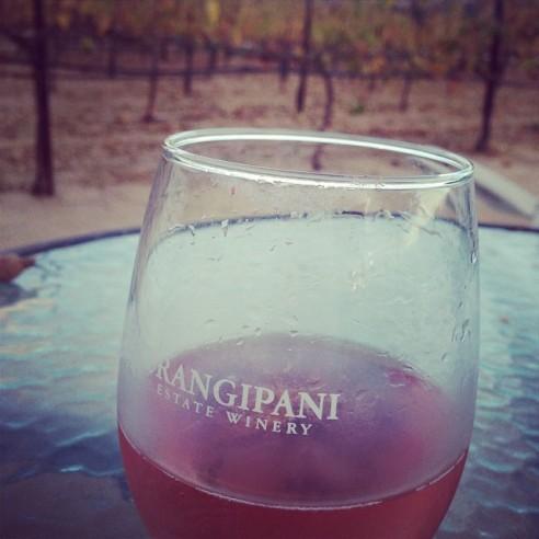 Frangipani Winery Temecula