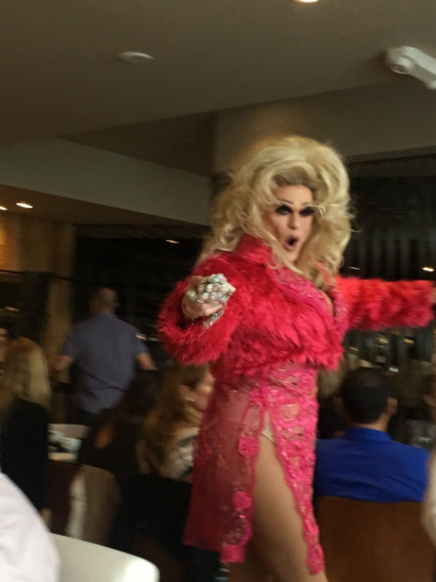Drag Brunch @ Hard Rock Hotel Palm Springs ...